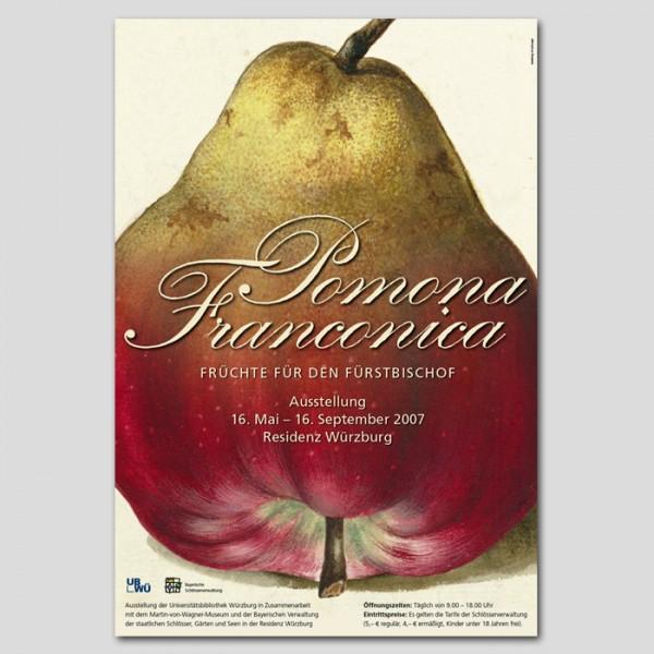 "Ausstellung ""Pomona Franconica"""