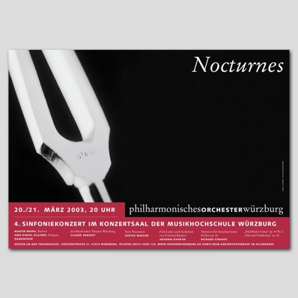 """Sinfoniekonzert """"Nocturnes"""""""