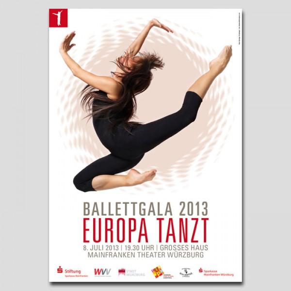 "Ballettgala ""Europa tanzt"""