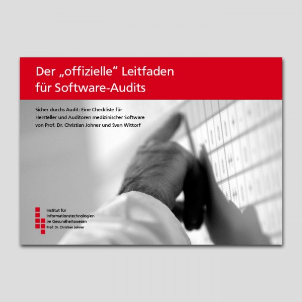 Johner Institut: Auditleitfaden
