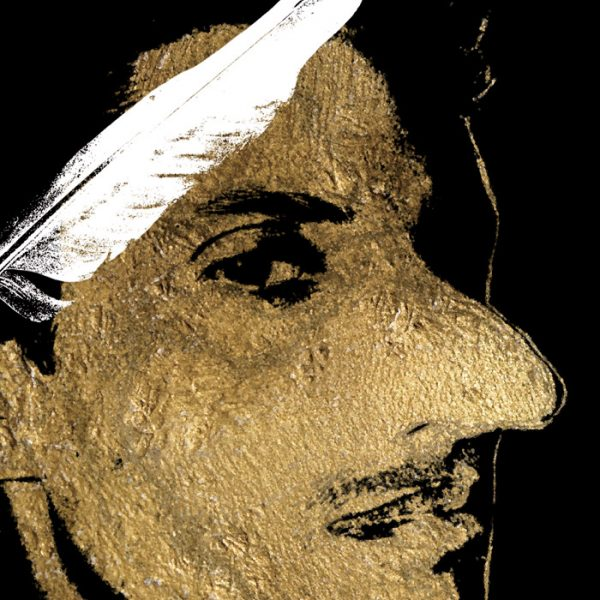"Theaterplakat <br>""Cyrano de Bergerac"""