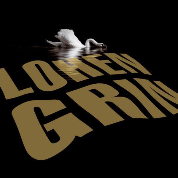 Theaterplakat Lohengrin