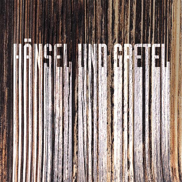 """Plakat <br>""""Hänsel und Gretel"""""""