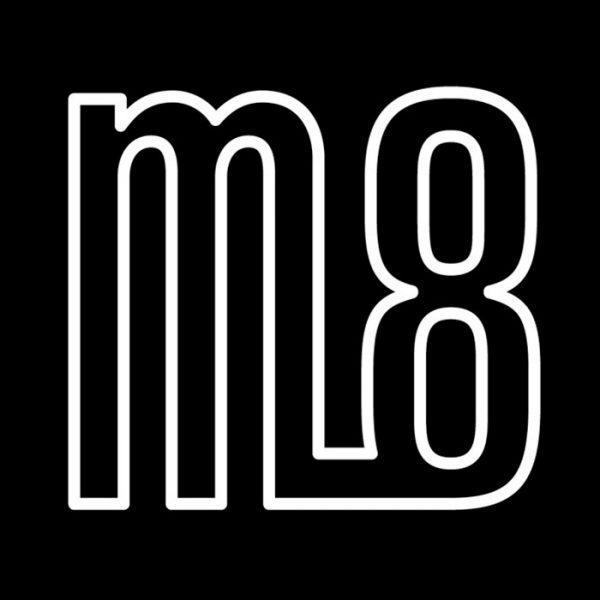 Logo & Plakat M8