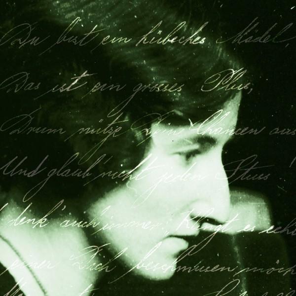 """Plakat """"Marianne Rein"""""""