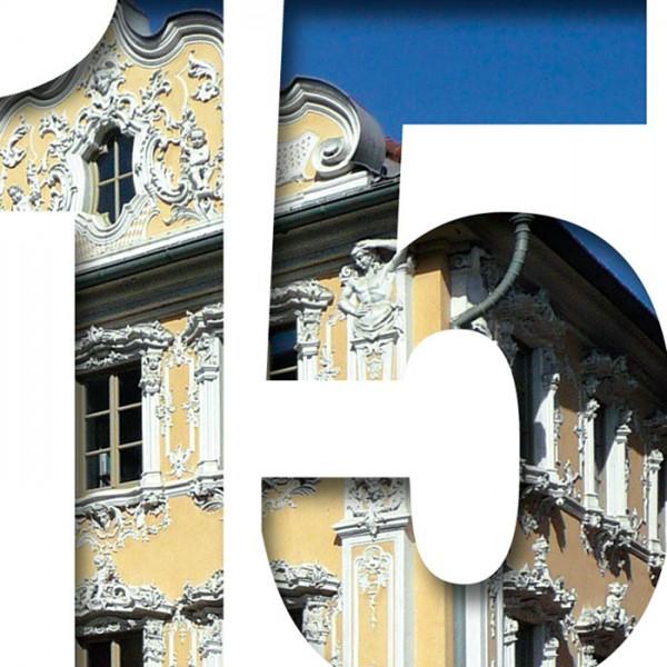 Jahresbericht der<br>Stadtbücherei Würzburg